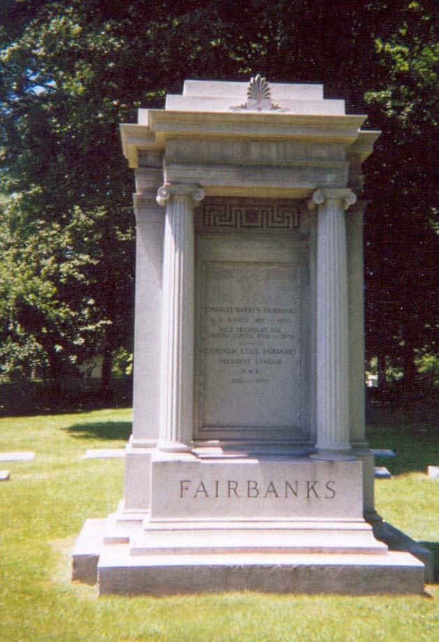 charles w fairbanks Charles w fairbanks: 27.