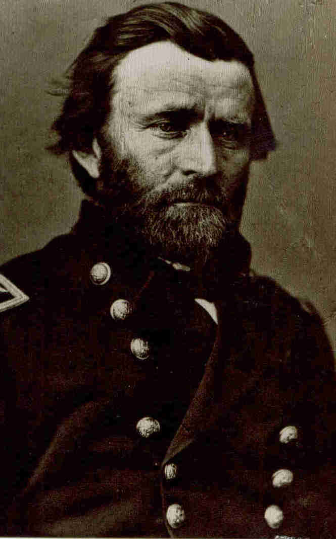 Ulysses Grant Family U...