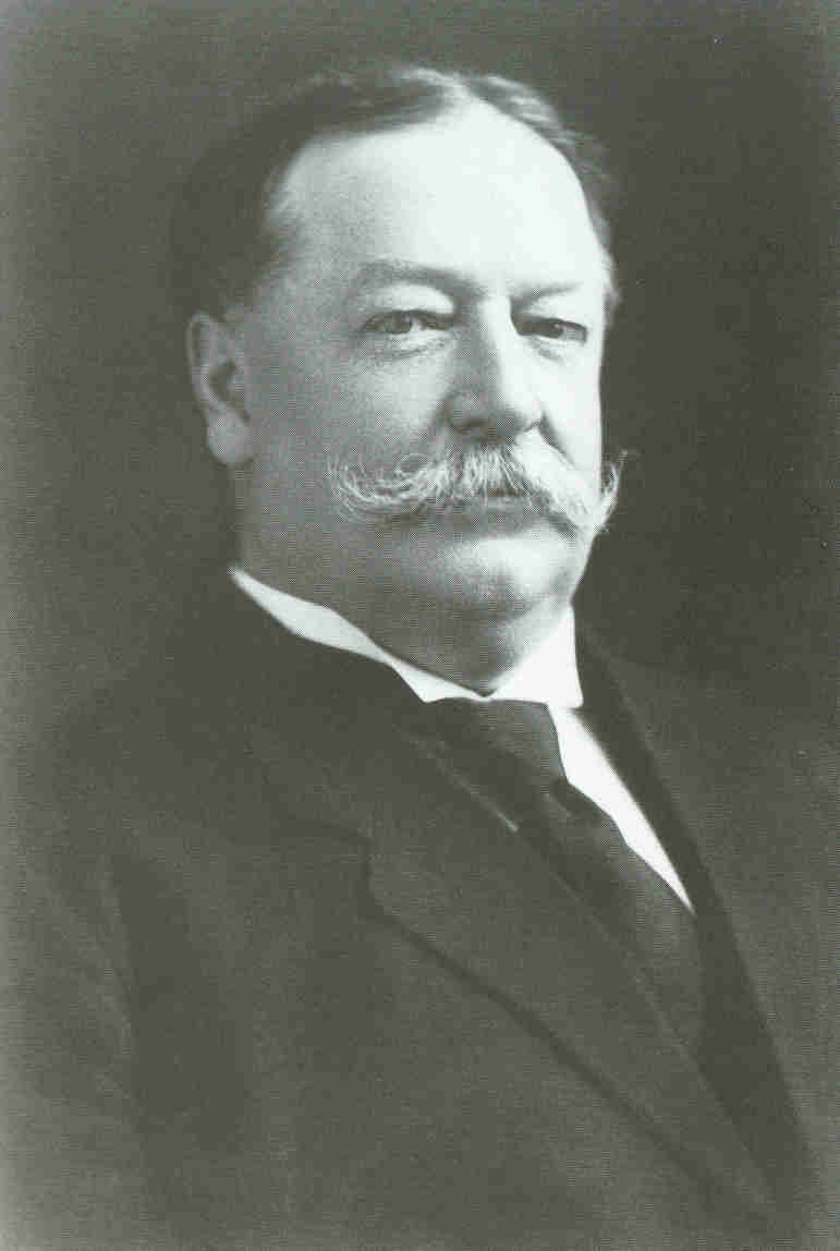 "a biography of william h taft the president Topping the scales at over 350 pounds, william howard taft was a true political heavyweight although ""big bill"" was the only man to serve as both us president."
